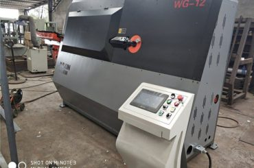 preu de fàbrica màquina automàtica de doblatge automàtic de doble estriat