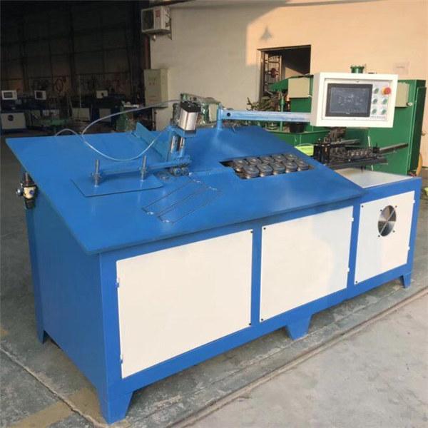 Màquina de doblatge automàtic de filferro CNC de 2D