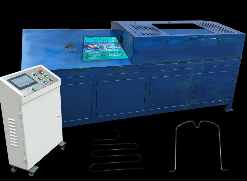 Màquina de doblar filferro de 2D