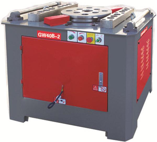 màquina de doblegar elèctrica per a doblegar el papa d'acer