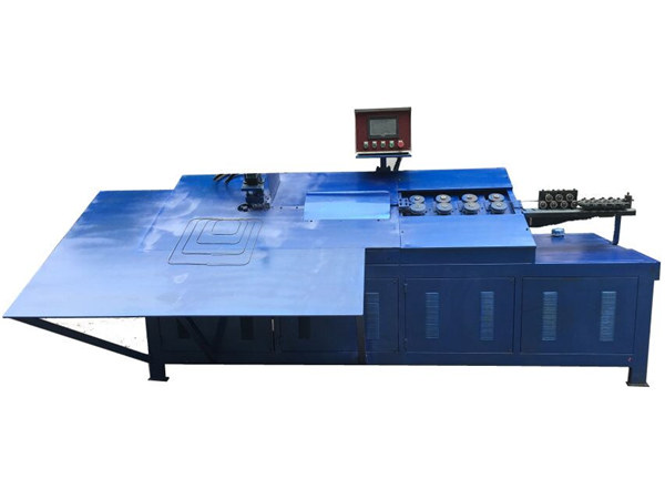 complet control automàtic de CNC 2D preu de la màquina de flexió de filferro