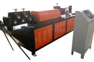 Màquina de tallar rectes i talladores de vareta de filferro GT4-14