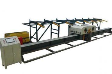 màquina central de flexió de barra d'acer cnc