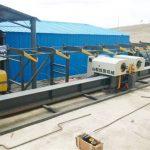 reblader vertical de venda calenta doble bender, centre de bender rebar, màquina de doblegar automàtica