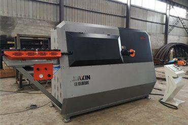 màquina automàtica hidràulica de doblatge de filferro d'acer cilíndric 2d