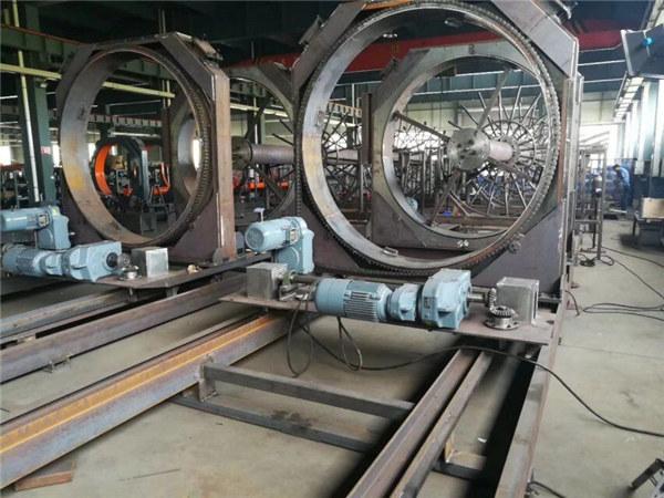 màquina de soldadura per a gàbia per a piles de formigó prefabricat