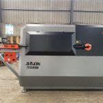 màquina doblegadora estroboscopi portàtil màquina de tallar i doblar la barra d'acer rodona CNC