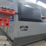 màquina de doblegar stirrup de barres, màquina que fa estirrup de barra d'acer, màquina de doblar de barra de reforç