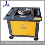 màquina de plegat de desplaçament de ferro forjat